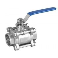SS BALL VALVES 3PC FLANGE END 150 CLASS