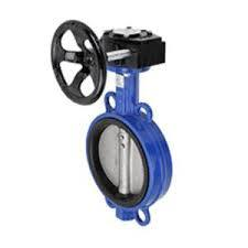 lever operated butterfly valves