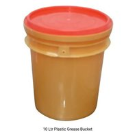 10 kg grease plastic container