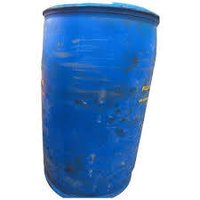 plastic engine oil drum