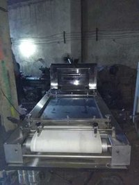 Rusk Dough Moulder Machine