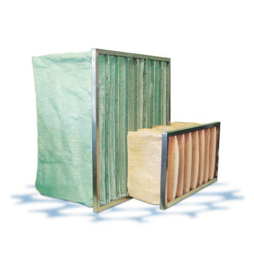 Pocket Filter Manufacturer & Suppliers in India &
