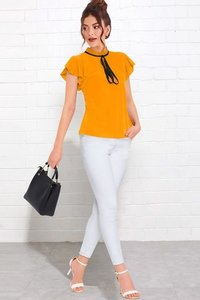 Tipsy top 225 yellow