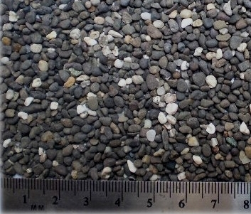 Top sale Machine water wash Polished mix natural River Gravel / small pebbles