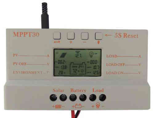 SOLAR CHARGE CONTROLLER MPPT TECHNOLOGY