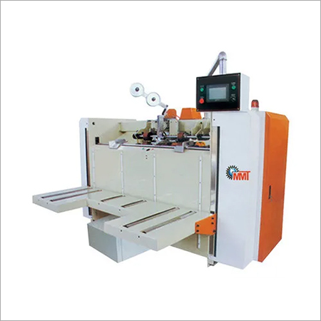 Semi Auto Stitching Machine