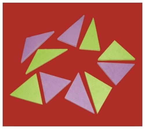 Triangle kit (Group activity set 5 kits)  model
