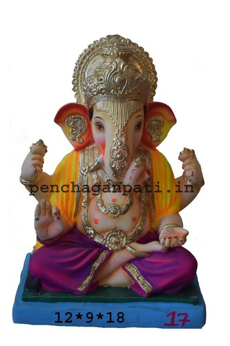 Peshwa Dagdu Statue