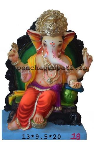 13X11X9.5X20 Inch Ganesh Statue