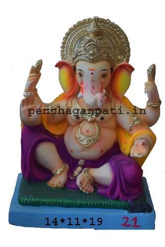 14X11X19 Inch Ganesh Statue