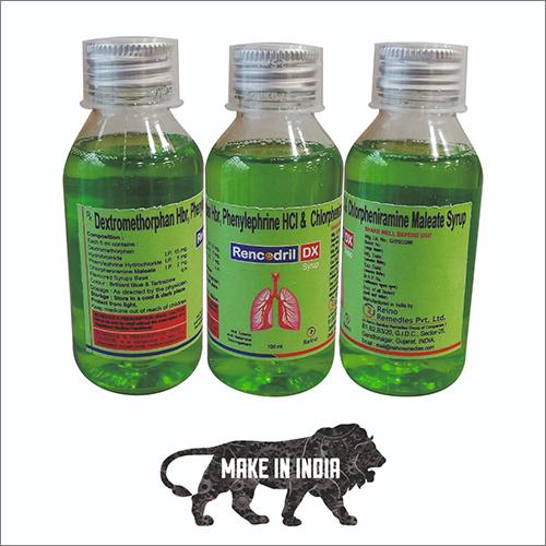 Dextromethorphan Hbr Phenylephrine Hcl Chlorpheniramine Maleate Syrup
