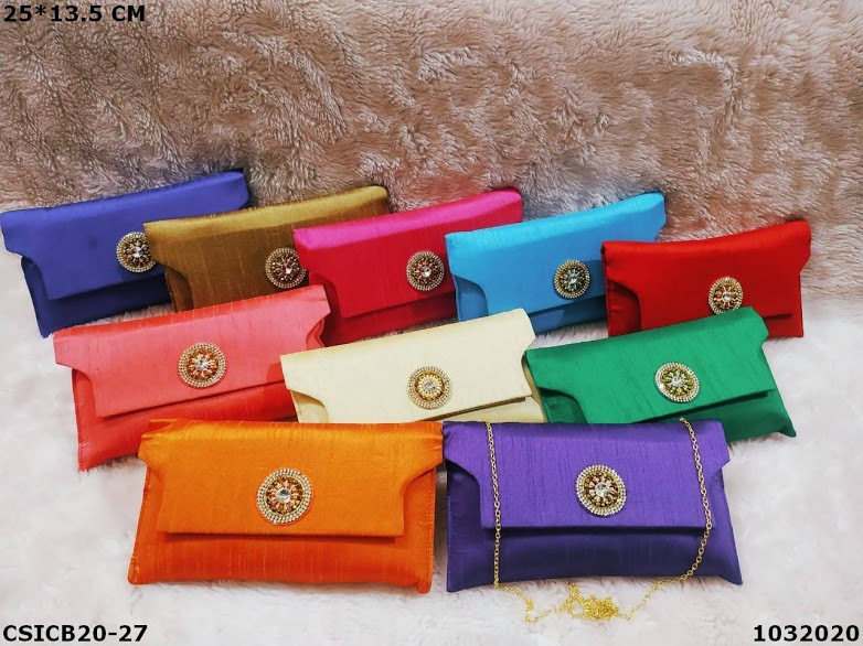 Traditional party wear clutch bags