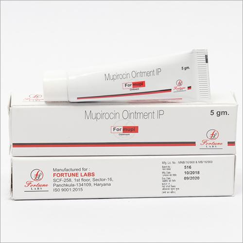 Mupirocin Pharmaceutical Ointment
