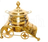 Crazy Cart Chaffing dish