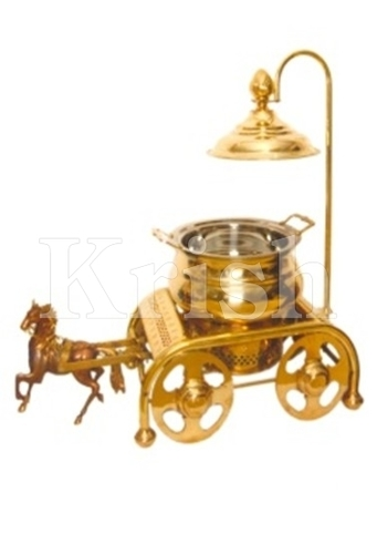 Horse Cart Chaffing Dish