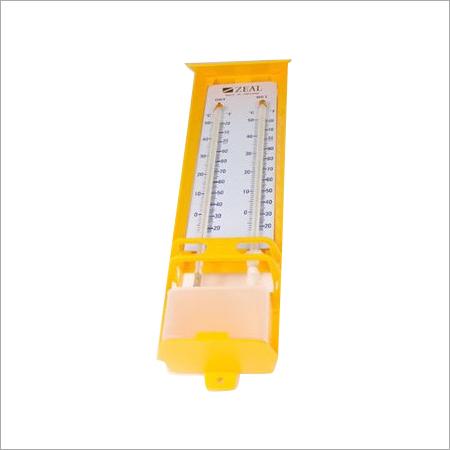Wet & Dry Bulb Hygrometer (Mason's Type)