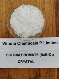 Sodium Bromate (NaBrO3) Large Crystal