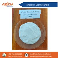 Anhydrous Potassium Bromide (KBr)