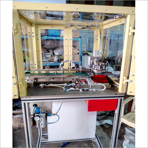 Height Checking Assembly Machine