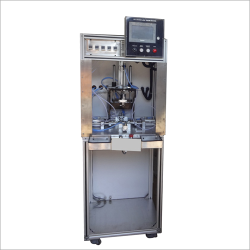 Blend Valve Leak Testing Machine