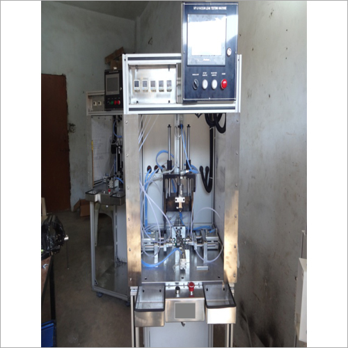 Upto 200 Bar Pressure Leak Testing Machine