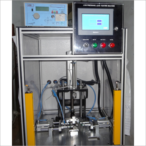 Up To 6 Bar Low Pressure Leak Testing Machine