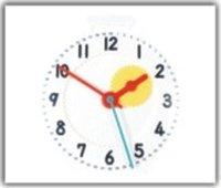 Geard teacher clock model