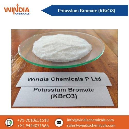 Anhydrous Potassium Bromate (KBrO3) 95%