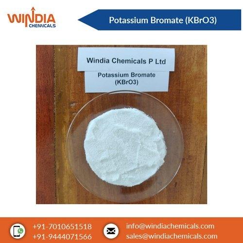 Anhydrous Potassium Bromate (KBrO3) 99%