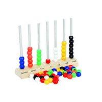 Decimal Abacus model