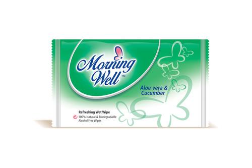 Refreshing Wipe
