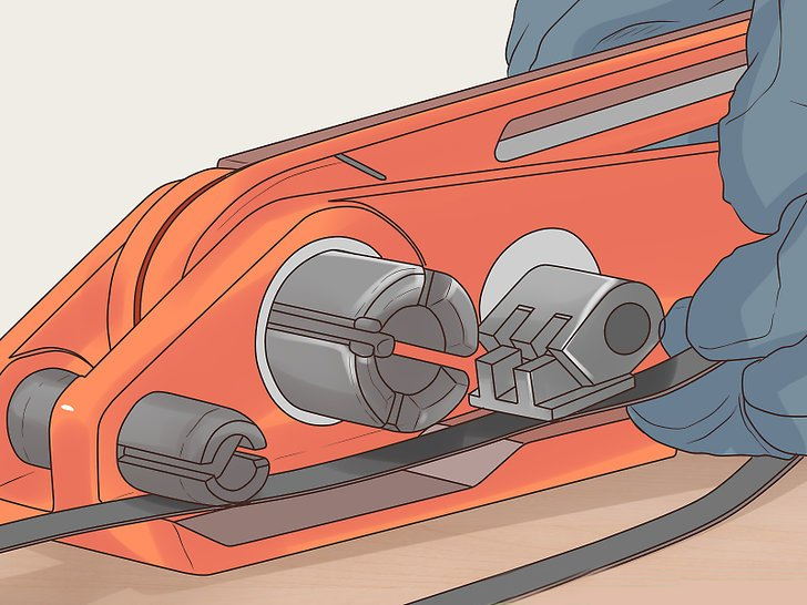 Polyester Strapping Tensioner