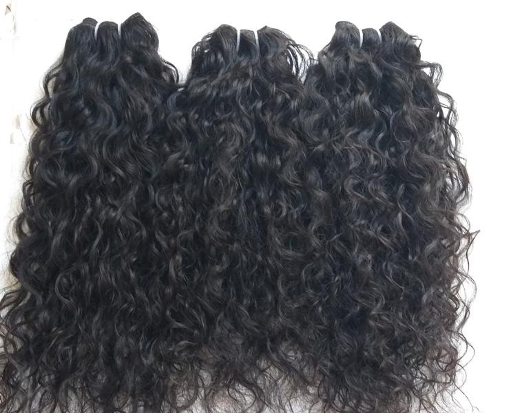 Virgin Raw Deep Curly Human Hair