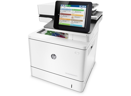 HP Color LaserJet  MFP M577 Printer