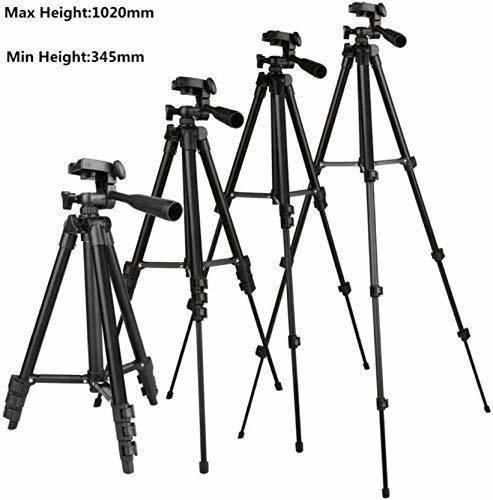 3120 Portable Digital Camera DSLR Mobile Stand Holder Camcorder Tripod Stand