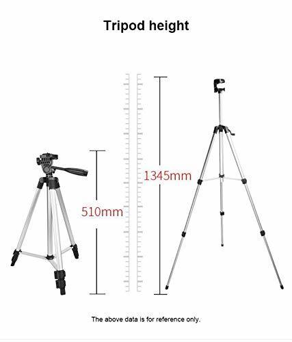 330A Professional Lightweight Aluminum Portable Tripod Stand
