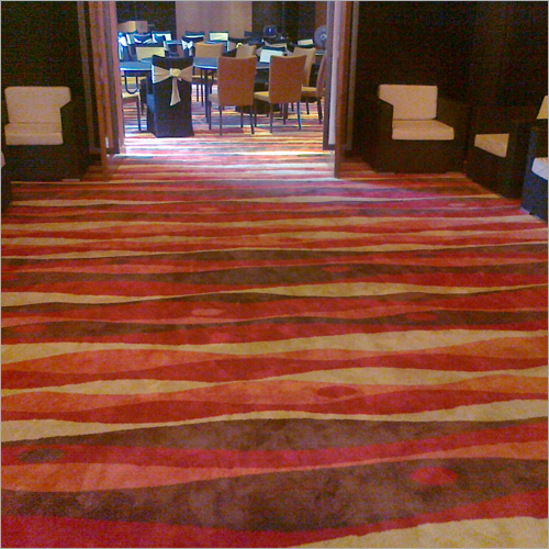 Restaurant Entrance Floor Carpet