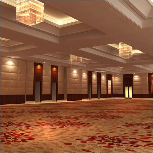 Hotel Interior Floor Carpet