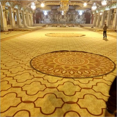 Hotel Designer Floor Carpet