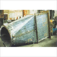 Conveying Pipeline Made Of Wear Plate