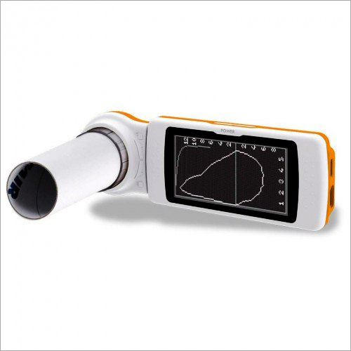 MIR Spirodoc Spirometer