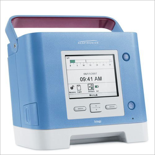 Respironics Trilogy Ventilator