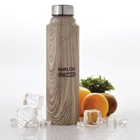 STAINLESS STEEL BOTTLE MARBLE