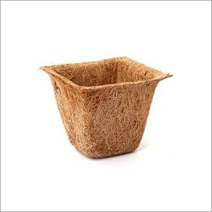 Spanish Coir Pot