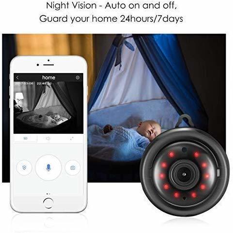 Mini WiFi Full HD Spy Camera