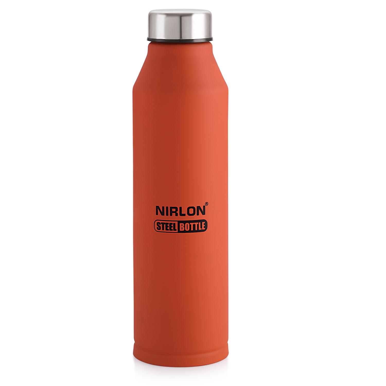 Stainless Steel Bottle Orange