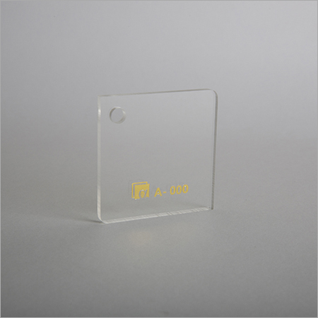 Acrylic Transparent Sheet A-000