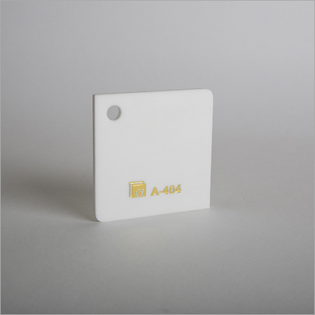 Cast Acrylic Sheet A-404