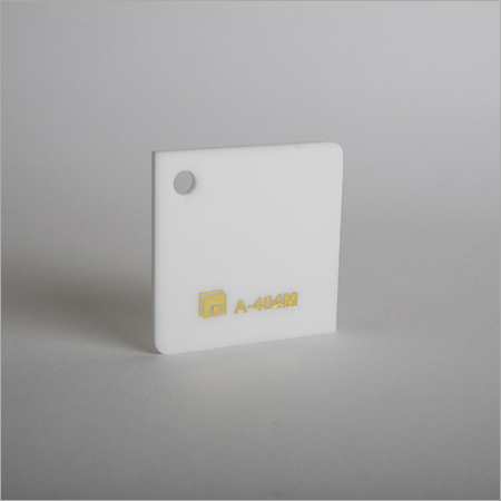 Colored Acrylic Sheet A-404 M