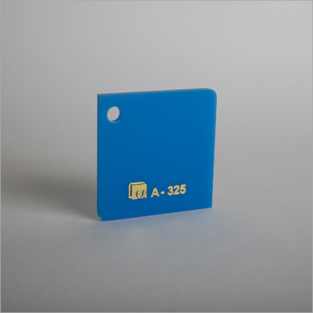 Acylic Plastic Sheet A-327